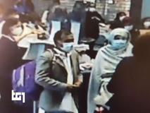 Saman Abbas, il video dei genitori a Malpensa in fuga verso il Pakistan