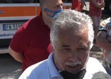 Ardea, il sindaco: «L'aggressore ha sparato per futili motivi, si prepara irruzione»
