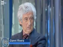 Gianni Rivera gela Vespa: «Vaccino? Non ci penso proprio»