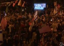 Israele, festeggiamenti per la fine dell'era Netanyahu