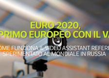 Euro 2020, il primo europeo con il Var