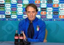 Europei, Mancini: «Bisognerà tenere alta l'attenzione e fare una grande partita»