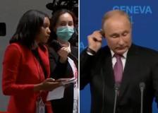 La giornalista Abc irrita Putin: «La lista dei suoi nemici morti o in carcere è lunga: di cosa ha paura?»