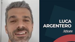 Luca Argentero: «Insegniamo ai bambini cosa significa il valore del dono»