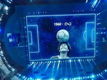 Copa America, l'emozionante omaggio in realtà aumentata a Maradona