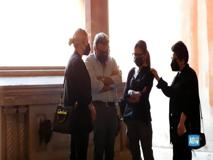 Michele Merlo, anche Emma Marrone alla camera ardente a Bologna