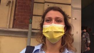 Maturità a Torino, dopo l'esame: «Ora test di medicina, anche se col Covid ho tentennato»