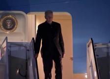 Usa, Joe Biden torna alla Casa Bianca dopo il vertice con Vladimir Putin