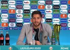 Europei, Locatelli: «I gol vanno alla mia famiglia e ringrazio la squadra, siamo un gruppo fantastico»