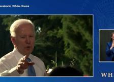 Usa, Biden contro la giornalista: «Se non capisci hai sbagliato lavoro». Poi si scusa