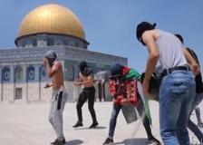 Gerusalemme: scontri tra palestinesi e polizia alla Spianata delle moschee