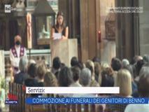 Funerali dei genitori di Benno, la commovente lettera della sorella Madè: «Grazie per quello che ci avete dato»