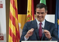 Sanchez: «Draghi un maestro, quando parla lui in Consiglio europeo stiamo tutti zitti e ascoltiamo»