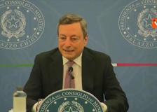 Draghi: «Chi non vuole eterologa, libero di fare seconda dose con AstraZeneca con parere del medico»