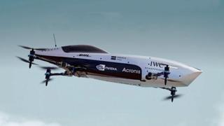 Airspeeder Mk3: il primo bolide elettrico volante da competizione