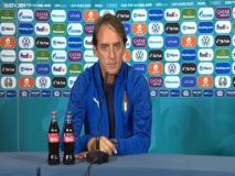 Europei, Mancini: «Domenica 20 giocheremo per vincere, è il nostro principio»