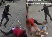 Agguato in strada nel Bronx: due bambini illesi. La polizia diffonde il video