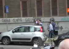 Gualtieri vota alle primarie del Pd per scegliere il candidato sindaco a Roma