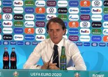 Europei, Mancini: «I ragazzi sono stati bravi. Adesso inizia un altro torneo»