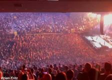 Concerto dei Foo Fighters: 20 mila persone al Madison Square Garden