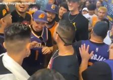 Rissa negli spogliatoi della Nba tra i tifosi di Clippers e Suns