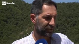 Nicola Tanturli, parla il giornalista che lo ha ritrovato: «L'ho sentito chiamare mamma»