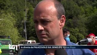 Ritrovato il bambino scomparso, il sindaco: «Ha gli occhi aperti, è impaurito ma sembra stare bene»