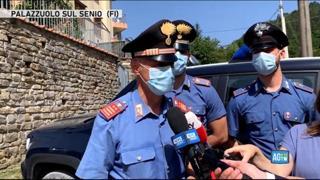 Bimbo ritrovato, il carabiniere che lo ha soccorso: «È sbucato dall'erba alta con quegli occhioni grandi»