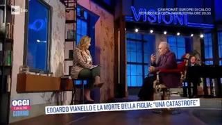 Edoardo Vianello racconta il dolore per la figlia morta