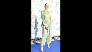 Nastri d'Argento 2021, il red carpet con Miriam Leone e Laura Pausini