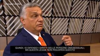 LGBTQ+, Orban: «La nostra legge difende i diritti di genitori e figli»