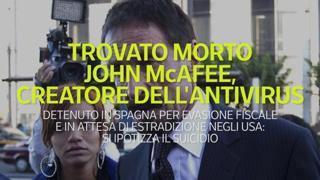 John McAfee, trovato morto in carcere il creatore del popolare'antivirus