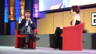 Stefano De Martino «faro un film» e scherza: «Non so come verrà, ma dirò lo stesso 'benissimo'»