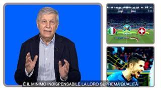 Europei di calcio, telecronache troppo verbose