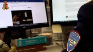 Operazione di contrasto alla pedopornografia online: un arresto e decine di sequestri