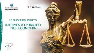 Le parole del diritto: intervento pubblico nell'economia
