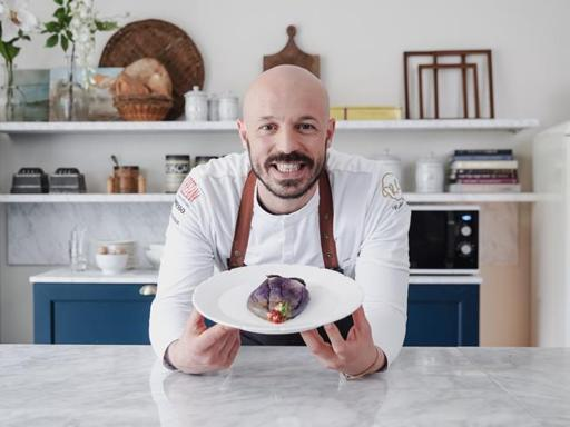 La parmigiana al microonde dello chef Roberto Conti (pronta in meno di 25 minuti)