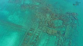 Nel golfo di Baia tra ville e terme romane