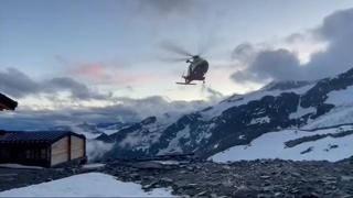 Monte Rosa, due alpiniste piemontesi morte assiderate a 4mila metri: il video dei soccorsi