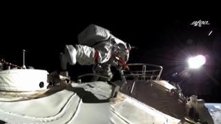L'elettrizzante passeggiata nello spazio degli astronauti cinesi