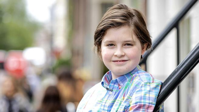 Laurent Simons, il bambino prodigio si laurea in fisica (con lode) a 11 anni