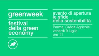 Green Week: Le sfide della sostenibilità