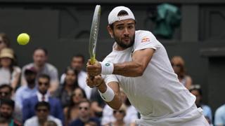Berrettini batte Hurkacz: è il primo italiano in finale a Wimbledon. Il video dei due punti decisivi