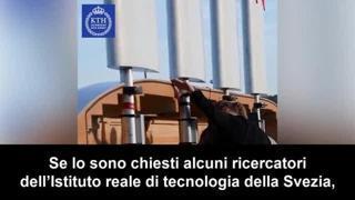 Il primo modellino funzionante della più grande nave cargo a vela, pronta nel 2024