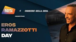 Eros Ramazzotti: «Quando piansi perché non potevo stare con mia madre morente. E quando dissi no a Monica Bellucci»