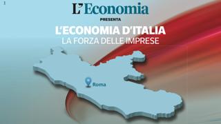 «L'Economia d'Italia», il modello Lazio