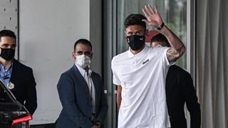 Milan, l'arrivo di Olivier Giroud in Italia