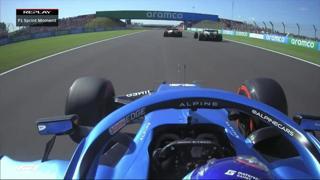 F1, Alonso scatenato: sorpassi in serie e super rimonta nella Sprint