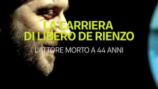 Addio Libero De Rienzo, la carriera dell'attore