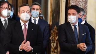 Incontro tra il Premier Draghi e Conte La diretta